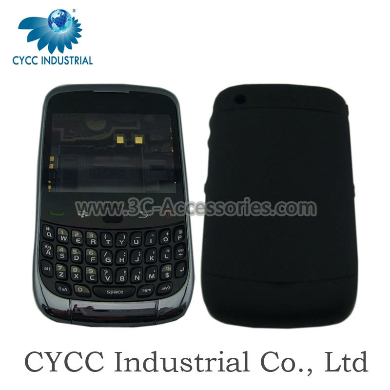 Celular Carcasa de Blackberry 9300 Housing