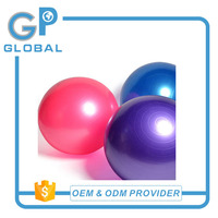 New coming hot sell with inflator yoga ball