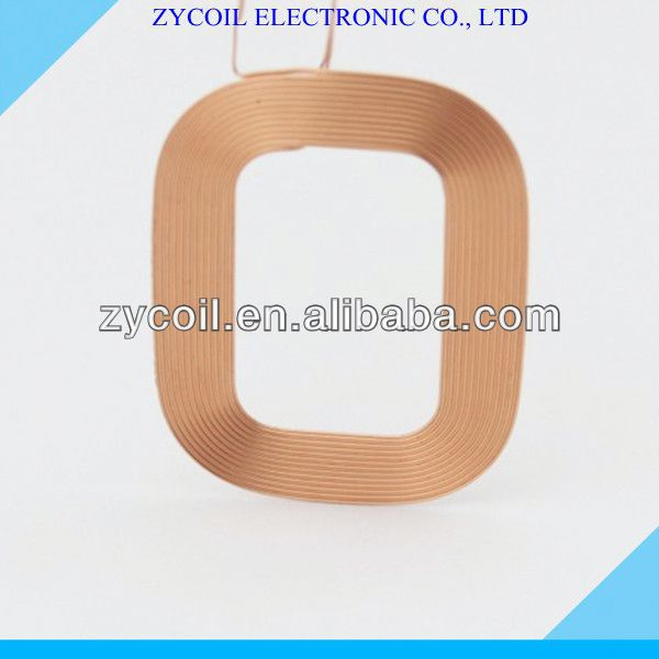 Low price good quality air core coils used in tv antenna receiving
