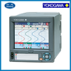 Yokogawa 4 channels DX1000 Paperless Recorder origin from Japan 5.7 inch