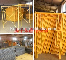 Q235 Steel high quality Scaffolding H Frame made in china