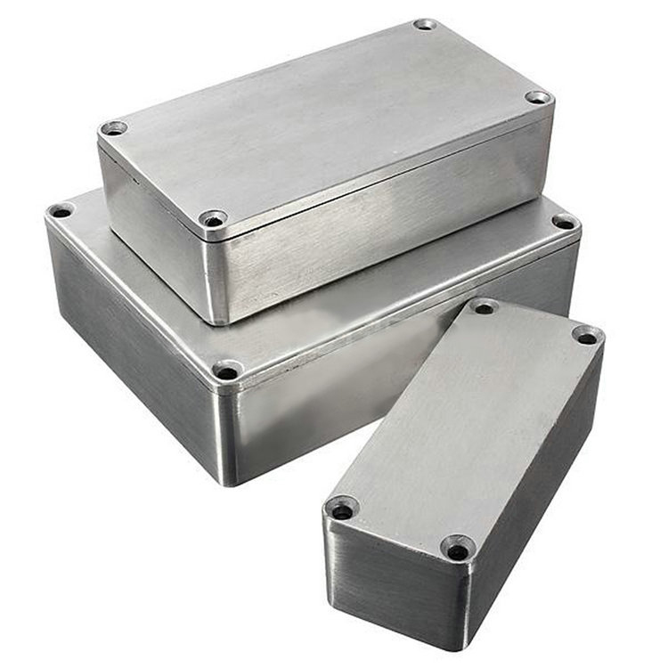 China Supplier Extruded Aluminum Enclosure Box