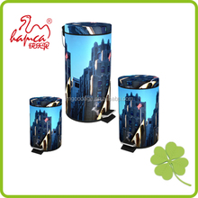 Stainless Steel Standard Soft-Closed Lid Trash Bin For Walmart Best selling hot chinese products