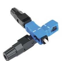 SC/APC UPC Active Device Termination quick field assembly fiber optic fast connector price