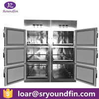 Perfect Design Hospital 6 Corpse Refrigerator For Mortuary And Laboratory