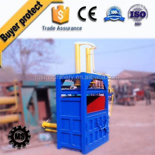 Large Capacity small bale hay baler for exporte