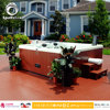 Compact square bathtub A601 with good quality and reasonable price