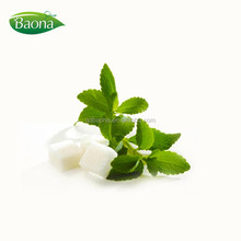 Enzymatically stevioside 85% 90% stevia sweetener used for cosmetics with ISO certification