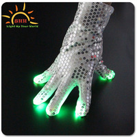 Fairy street dance led flashing gloves
