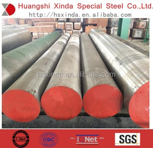 Good price Hot work die steel 1.2767 tool steel,1.2767 mould steel round/flat bar