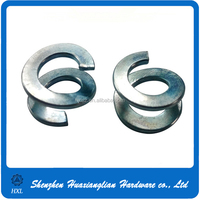 China manufacturer supply high quality of double coil spring washer
