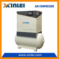 XINLEI 10HP 7.5KW compresseur a air XLAM10AT-tt11 with tank direct