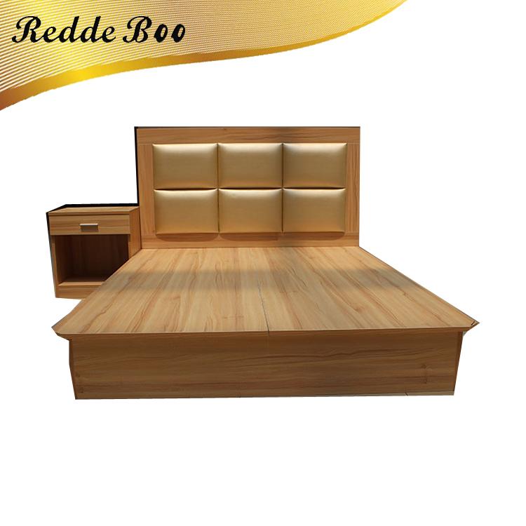Alta calidad moderna cama de madera de teca diseños para muebles ...