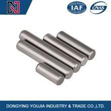 custom made hardened steel cylindrical dowel pin