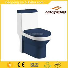Bathroom Ceramic Floor Mounted Water Closet/Color Toilet Set