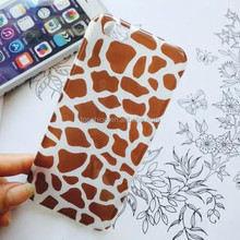 Animal Custom Printing PC Hard Cover for iPhone 6 Plus, Fox/Lion/Dog/Owl/Wolf Phone Case
