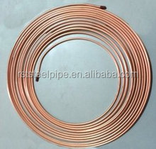 100% Top Quality Cheap Price Air Conditioner Copper PipeCopper Coil Pipe