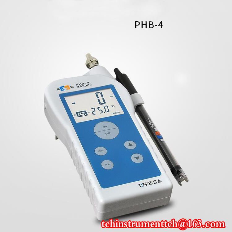 PHB-4 Handy Portable PH <strong>Meter</strong>