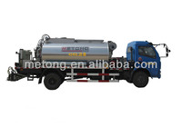 China Road Construction bitumen trucks for sale