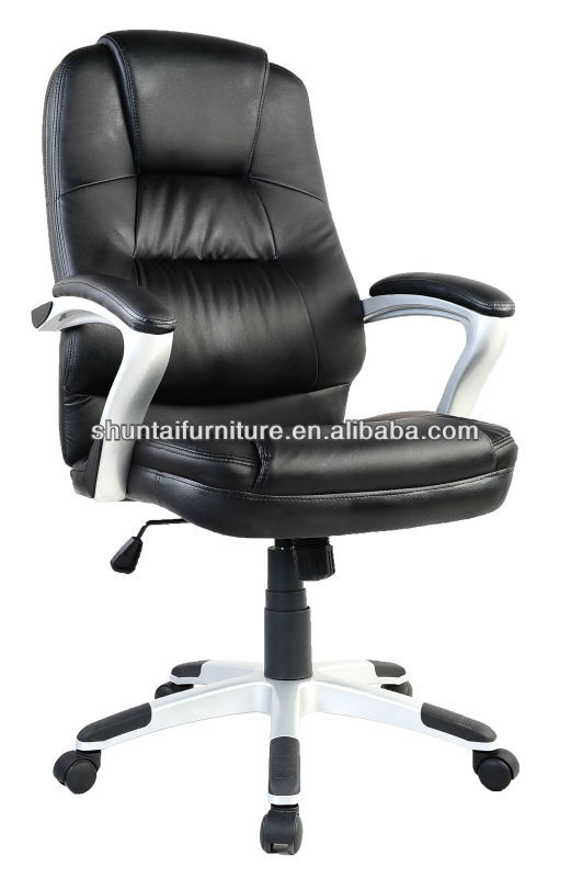 high back executive office furniture reclining office chair with lumbar support