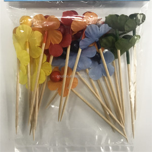 decorative floral picks decorative party picks
