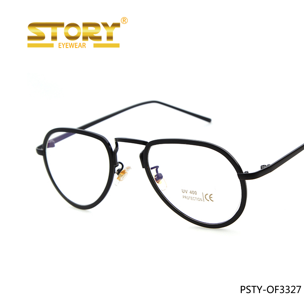 STORY Pilot 2017 eye glasses optical pictures of optical frames ready stock optical frames