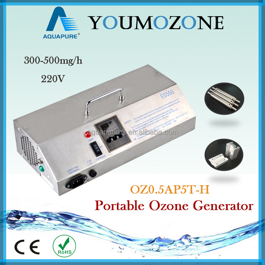 Powerful medical ozone washer disinfector for hospital