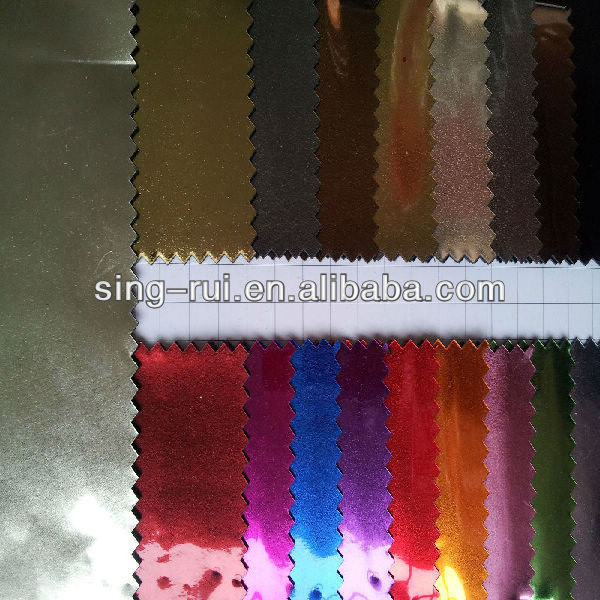 2013 new Pu leather material for shoes/bags/sofa( from China) (cuerina para calzado)