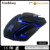 2017 OEM optical led latest design changeable color gaming mouse