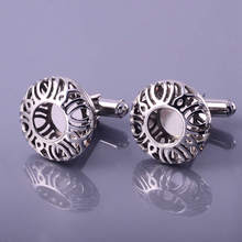 Specialized Wholesale Metal Stainless Steel Blank Cufflinks Producer