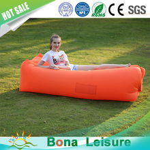 Outdoor beach colorful air sofa inflatable lay chair lay sack