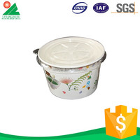 Disposable Paper Bowl With Lid For Take Away, Paper Soup Bowl