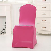 CC001 sale price cheap spandex chair cover for wedding