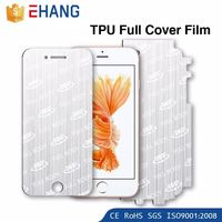 Guangzhou factory Cell phone accessory 3D high-transparent full size screen guard for iphone7