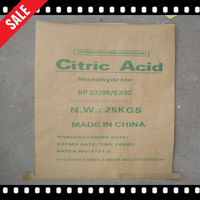 supply dry powder citric acid anhydrous