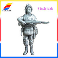 Normandy Landing GI Soldier Figure Hobby