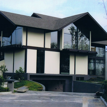 Professinal design low energy cost green prefabricate luxury villa for sale made in China