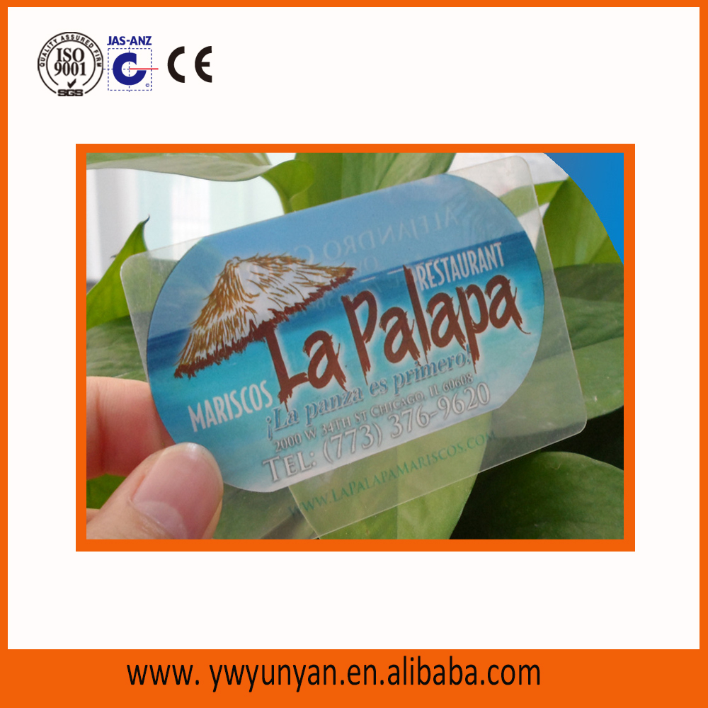Printing Machine Plastic Business Card Buy Business Card