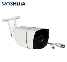 Hot Sale CCTV IP66 Waterproof AHD/TVI/CVI/ CVBS HD 4 in 1 hybrid Camera adjutable via OSD or switch
