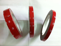 3M VHB Red Film Adhesive Double Sided High Bond Tape