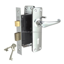 new design double handle door lock