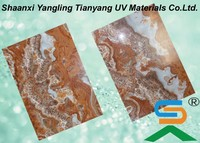 UV coating indoor lightweight partition wall panel