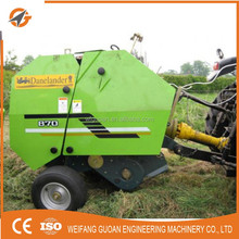 ce approved manufacturer round hay balers with harvester round bundling machinery