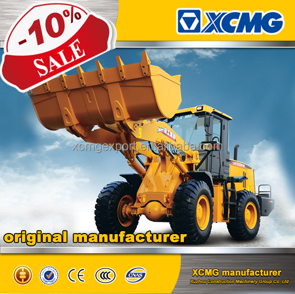 XCMG Official Manufacturer LW640G wheel loader zl50g zf transmission