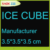 led flashing ice cube/led ice cube light/waterproof led ice cubes