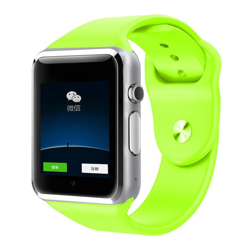 UEMON Android touch screen bluetooth colorful smart watch <strong>a1</strong> with whatsapp and facebook