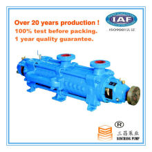 Horizontal multistage centrifugal abs submersive pump