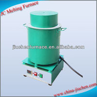 Mini Induction Melting Furnace Aluminum Smelting Equipment for Sale
