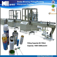 Automatic Aerosol Filling Machine And Equipment