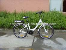 OVERFLY City Commuter Electric Bike An Absolute Work Horse When It Comes To The City Streets XY-EB006